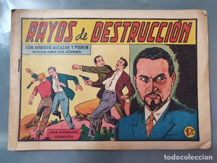 ROBERTO ALCAZAR Y PEDRIN 419 (Tebeos y Comics - Valenciana - Roberto Alcázar y Pedrín)