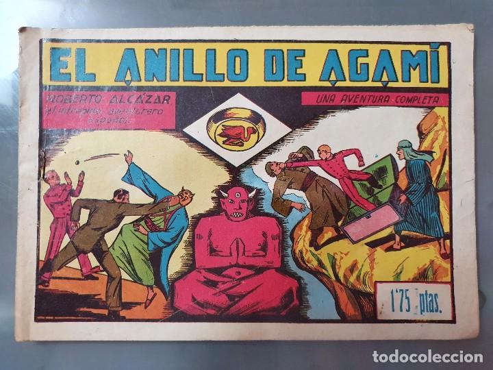 ROBERTO ALCAZAR Y PEDRIN 51 (Tebeos y Comics - Valenciana - Roberto Alcázar y Pedrín)
