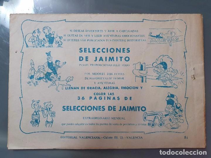 Tebeos: ROBERTO ALCAZAR Y PEDRIN 51 - Foto 2 - 204369966
