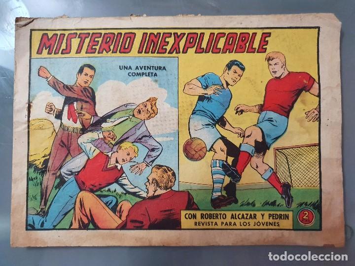 ROBERTO ALCAZAR Y PEDRIN 523 (Tebeos y Comics - Valenciana - Roberto Alcázar y Pedrín)