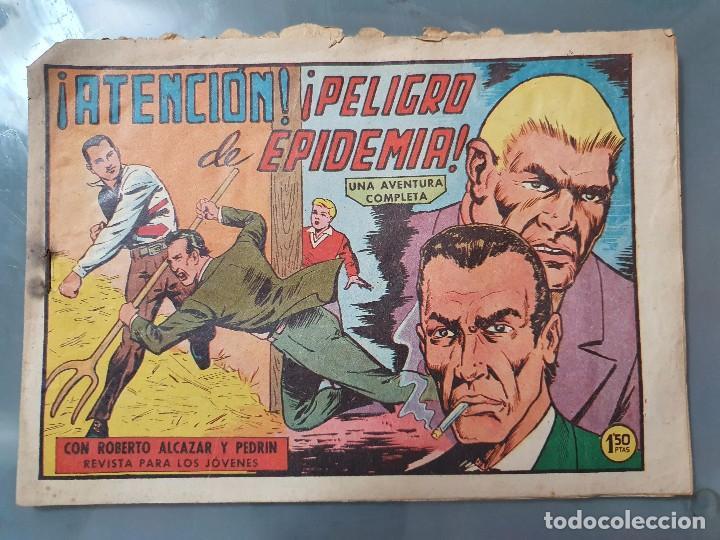ROBERTO ALCAZAR Y PEDRIN 514 (Tebeos y Comics - Valenciana - Roberto Alcázar y Pedrín)