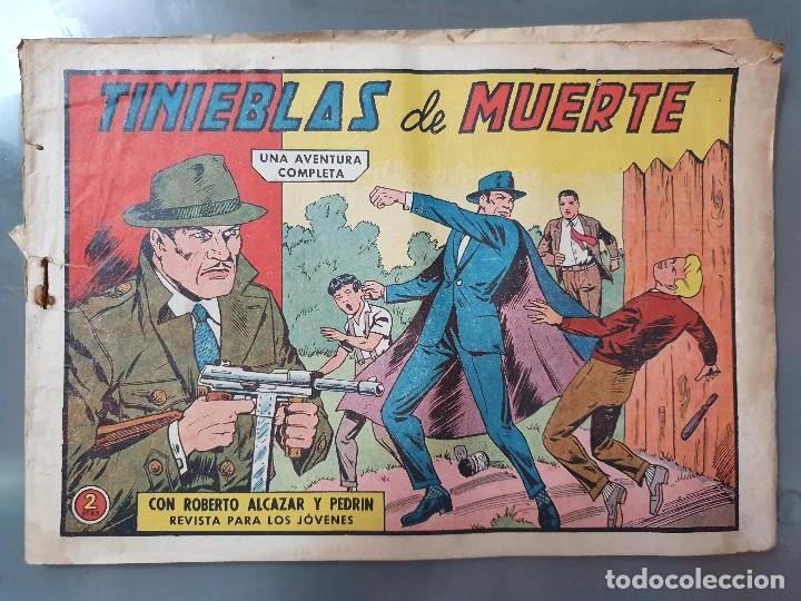 ROBERTO ALCAZAR Y PEDRIN 538 (Tebeos y Comics - Valenciana - Roberto Alcázar y Pedrín)