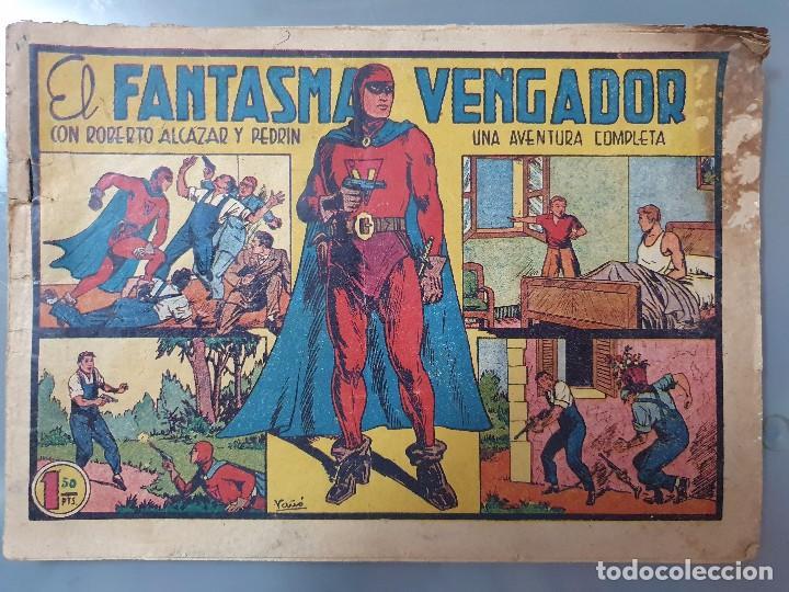 ROBERTO ALCAZAR Y PEDRIN 193 (Tebeos y Comics - Valenciana - Roberto Alcázar y Pedrín)
