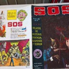 Livros de Banda Desenhada: COMIC SOS REVISTA PARA ADULTOS Nº 22 2ª EPOCA. Lote 204438431