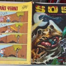 Livros de Banda Desenhada: COMIC SOS REVISTA PARA ADULTOS Nº 57 2ª EPOCA. Lote 204439782