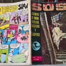 Livros de Banda Desenhada: COMIC SOS AÑO I Nº 4. Lote 204443115