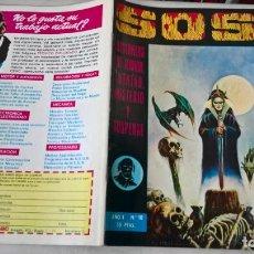 Livros de Banda Desenhada: COMIC SOS AÑO I Nº 10. Lote 204445846