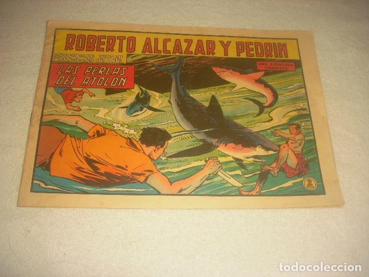 ROBERTO ALCAZAR Y PEDRIN N. 844. (Tebeos y Comics - Valenciana - Roberto Alcázar y Pedrín)
