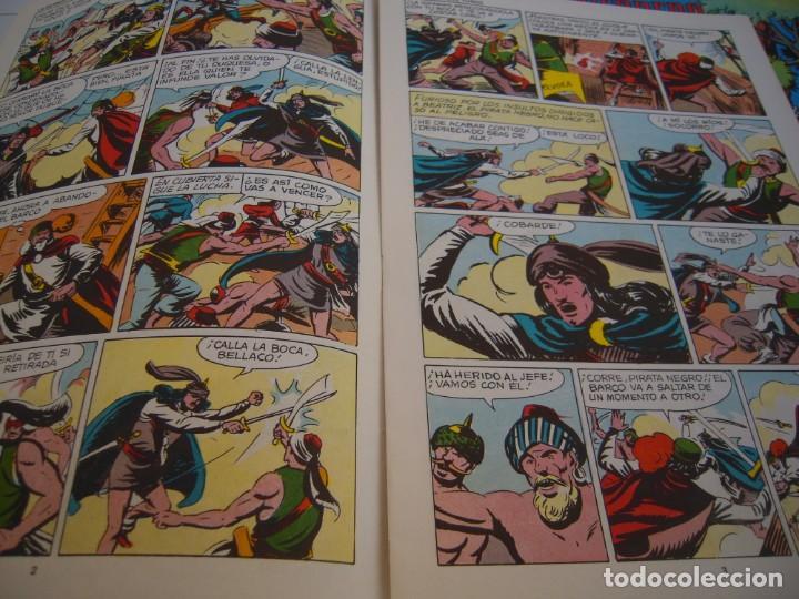 Tebeos: lote de 39 nº del guerrero del antifaz - Foto 2 - 204684701