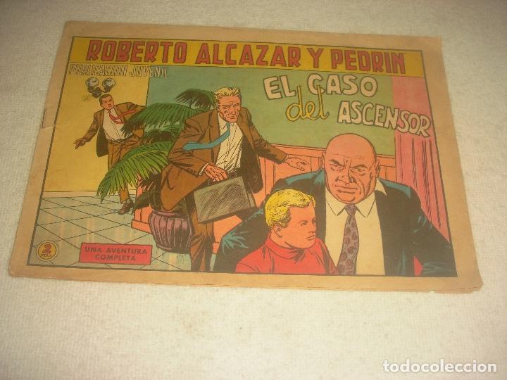 ROBERTO ALCAZAR Y PEDRIN N. 881. (Tebeos y Comics - Valenciana - Roberto Alcázar y Pedrín)