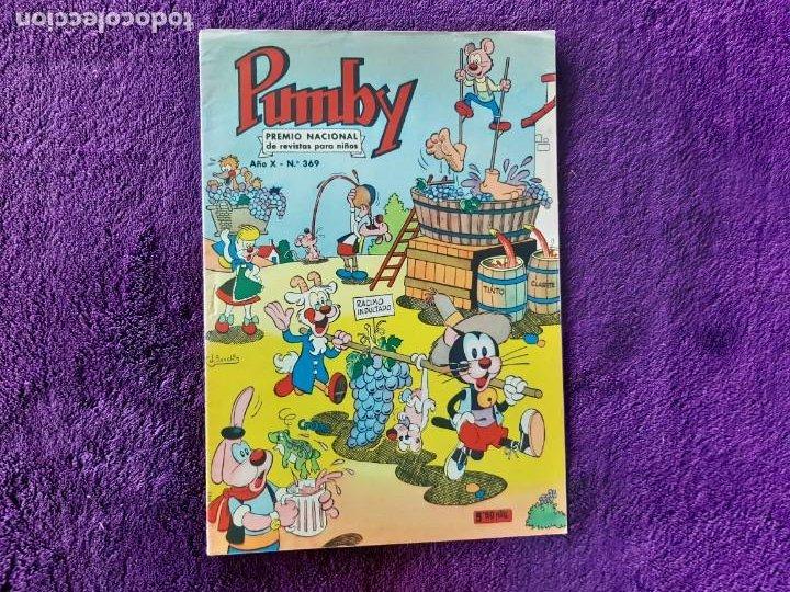 PUMBY Nº 369 EXCELENTE ESTADO (Tebeos y Comics - Valenciana - Pumby)