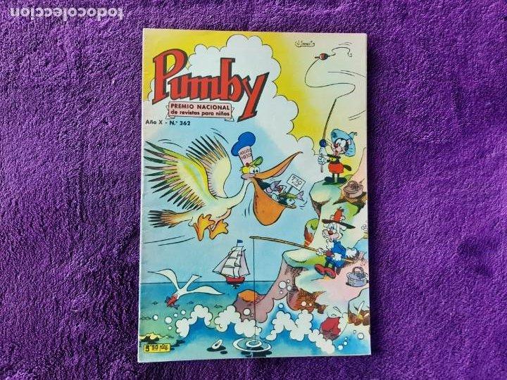 PUMBY Nº 362 EXCELENTE ESTADO (Tebeos y Comics - Valenciana - Pumby)