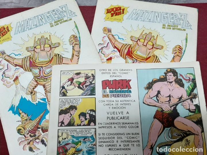 Tebeos: 3 TEBEOS ROBERTO ALCAZAR Y PEDRIN..Nº 132, 133 (1978) Y 1105 (1973) - Foto 5 - 205072586