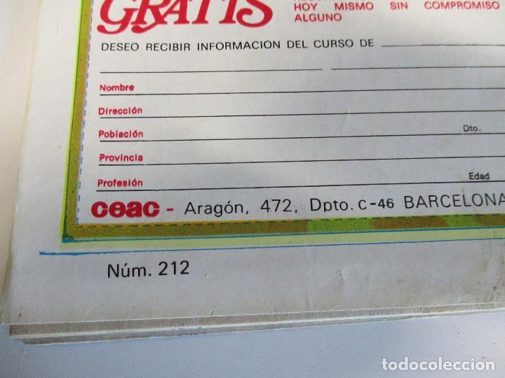 Tebeos: EL GUERRERO DEL ANTIFAZ Nº 212 EL DESAFÍO DE DON CARLOS VALENCIANA 1976 - Foto 2 - 205073433