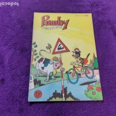 Tebeos: PUMBY Nº 226 EXCELENTE ESTADO. Lote 205247632