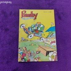 Tebeos: PUMBY Nº 237 EXCELENTE ESTADO. Lote 205247723