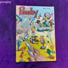 Tebeos: PUMBY Nº 376 EXCELENTE ESTADO. Lote 205247881