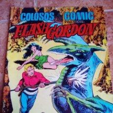 Tebeos: COLOSOS DEL COMIC.FLASH GORDON.NUMERO 1.VALENCIANA.1979. Lote 205530802