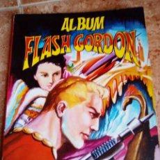 Tebeos: ALBUM FLASH GORDON.TOMO 6.VALENCIANA .1980.CONTIENE LOS NUMEROS 15,16 Y 17.. Lote 205532197