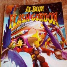 Tebeos: ALBUM FLASH GORDON.TOMO 7.VALENCIANA .1980.CONTIENE LOS NUMEROS 19,18 Y 14.. Lote 205532427