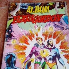 Tebeos: ALBUM FLASH GORDON.NUMERO 2.VALENCIANA .1980.CONTIENE LOS NUMEROS 27,28,29 Y 30.. Lote 205533028