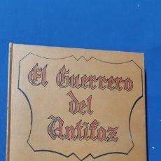 Tebeos: TOMO 14 DE EL GUERRERO DE EL ANTIFAZ AÑO 1977. Lote 205647378
