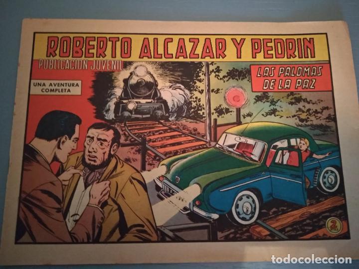 Tebeos: ROBERTO ALCAZAR Y PEDRIN - 3 EJEMPLARES . NUMS. 198-367-788 - Foto 3 - 205734526