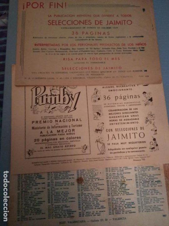 Tebeos: ROBERTO ALCAZAR Y PEDRIN - 3 EJEMPLARES . NUMS. 198-367-788 - Foto 5 - 205734526