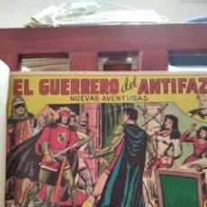 Tebeos: EL GUERRERO DEL ANTIFAZ ORIGINAL-TOMO CON 38 TEBEOS DEL 363 AL 400 AMBOS INCLUSIVE-MUY BUEN ESTADO. Lote 205768016
