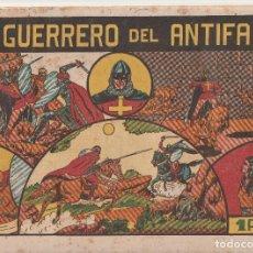 Tebeos: EL GUERRERO DEL ANTIFAZ Nº 1. ORIGINAL. 1 PESETA. Lote 205772288