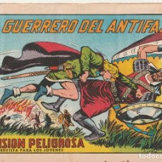Tebeos: EL GUERRERO DEL ANTIFAZ Nº 644. ORIGINAL. 2 PESETAS. Lote 205773137