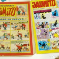 Tebeos: 2 TEBEOS: SELECCIONES DE JAIMITO Nº 60 Y JAIMITO Nº 1557. Lote 205814877