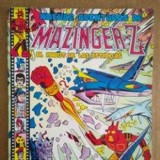 Tebeos: NUEVAS AVENTURAS DE MAZINGER-Z: EL ROBOT DE LAS ESTRELLAS N°8 /SELECCIÓN AVENTURERA VALENCIANA, 1978. Lote 205816025