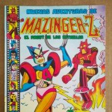 Tebeos: NUEVAS AVENTURAS DE MAZINGER-Z: EL ROBOT DE LAS ESTRELLAS N°12/SELECCIÓN AVENTURERA VALENCIANA, 1979. Lote 205816172