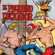 Tebeos: EL PEQUEÑO LUCHADOR. NUMERO 53. EDITORIAL VALENCIANA.. Lote 206242393