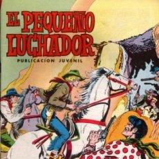 Tebeos: EL PEQUEÑO LUCHADOR. NUMERO 51. EDITORIAL VALENCIANA.. Lote 206242420