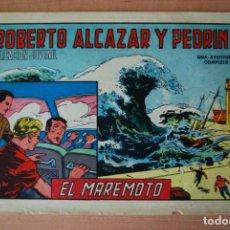 Tebeos: ROBERTO ALCAZAR Y PEDRIN. N. 822. Lote 206353382