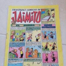 Tebeos: TRASTADAS CÓMICAS DE JAIMITO N°128,EDITORIAL VALENCIANA. Lote 206462197