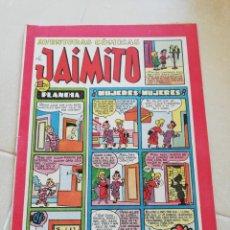 Tebeos: AVENTURAS CÓMICAS DE JAIMITO N°112 EDITORIAL VALENCIANA. Lote 206462816