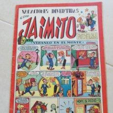 Tebeos: VACACIONES DIVERTIDAS CON JAIMITO N 69 EDITORIAL VALENCIANA. Lote 206463188