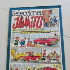 Tebeos: SELECCIÓNES DE JAIMITO N 14 EDITORIAL VALENCIANA. Lote 206463462
