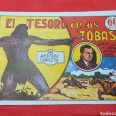 Tebeos: ROBERTO ALCÁZAR N°4 - FACSÍMIL - EL SECRETO DE LOS TOBAS. Lote 206469831
