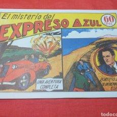 Tebeos: ROBERTO ALCÁZAR N°3 - FACSÍMIL - EL MISTERIO DEL EXPRESO AZUL. Lote 206470122