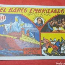 Tebeos: ROBERTO ALCÁZAR N°2 - FACSÍMIL - EL BARCO EMBRUJADO. Lote 206470537