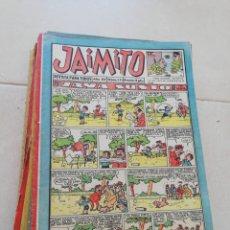 Tebeos: JAIMITO N°541-238-350-385-272-319-561-369-210-345-269-484-276-283-557-286-468-277-351-491-390-287. Lote 206518846