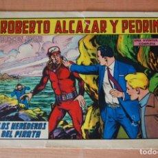 Tebeos: ROBERTO ALCAZAR Y PEDRÍN. LOS HEREDEROS DEL PIRATA. N. 803. Lote 206815012
