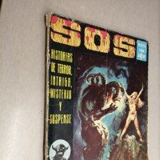 Tebeos: SOS Nº 9 AÑO I / VALENCIANA 1974. Lote 206858646