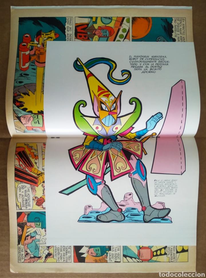 Tebeos: Nuevas Aventuras de Mazinger-Z: El Robot de las Estrellas n°12/Selección Aventurera Valenciana, 1979 - Foto 2 - 206866526