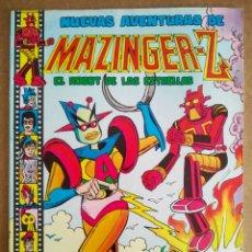 Tebeos: NUEVAS AVENTURAS DE MAZINGER-Z: EL ROBOT DE LAS ESTRELLAS N°12/SELECCIÓN AVENTURERA VALENCIANA, 1979. Lote 206866526