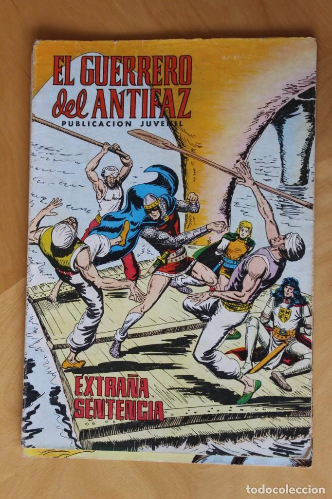 EL GUERRERO DEL ANTIFAZ - Nº 30 Y Nº 312 (Tebeos y Comics - Valenciana - Guerrero del Antifaz)